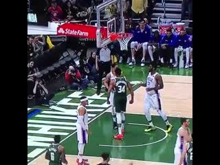 Giannis says Ben Simmons is a baby. a fking baby.