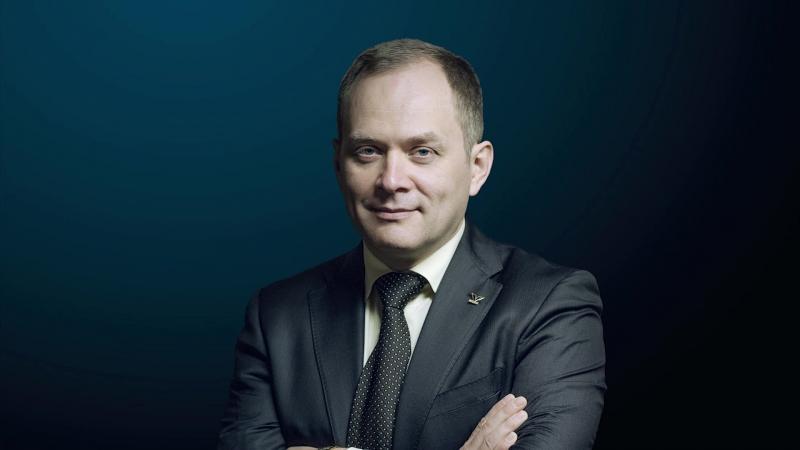 Конференция WISE Cпикер Александр Высоцкий