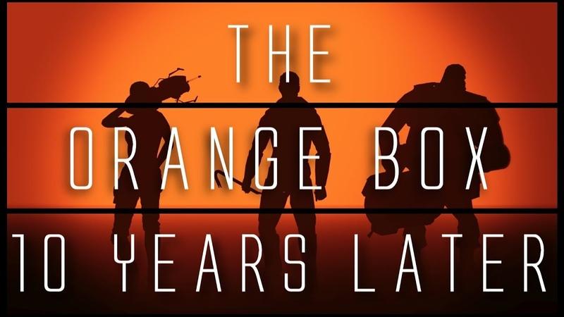 The Orange Box... 10 Years Later