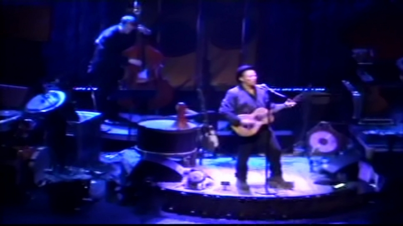 Tom Waits – Day After Tomorrow – At The Fox Theatre, St. Louis, Mo, June 26, 2008