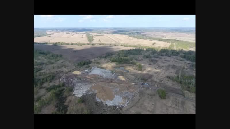 В городе Асино будет построен мусоросортировочный комплекс в рамках президентского национального проекта «Экология».