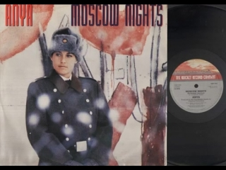 Anya - Moscow Nights (Extended Version) 1985, Video Edit. By The Rocket Record Company Records INC. LTD.
