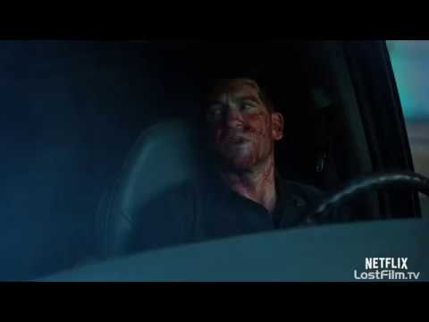 Сериал Каратель The Punisher 2 сезон Русский Трейлер 2019 года LostFilm