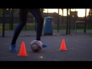 10 Ball Mastery Exercises To Improve Your Control _ Ball Mastery For Footballers
