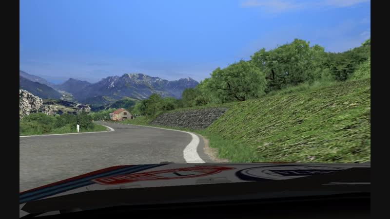 RBR Torre Vecchia Lancia Delta S4