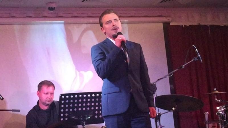 Сергей Писарев в джаз-клубе 20.09.18