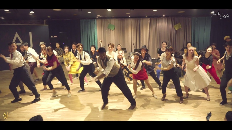 AJW 2018 - Performance - Team Joyss (with Students)