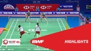 VICTOR CHINA OPEN 2018 Badminton WD F Highlights BWF 2018