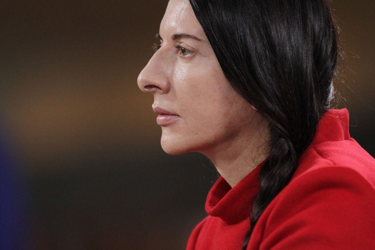 Во Флоренции напали на Марину Абрамович