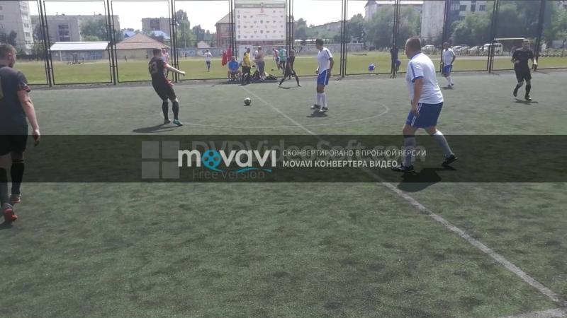 Спарта-Якорь 2 тайм Бийская лига АКАМФ