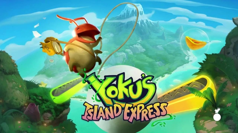 Yokus Island Express с Масей №3