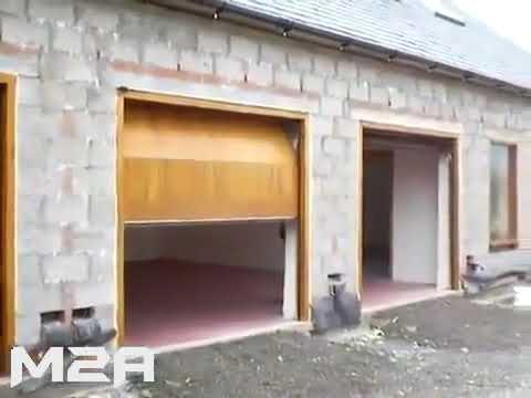 Автоматические гаражные ворота в Мозыре и Мозырьском районе