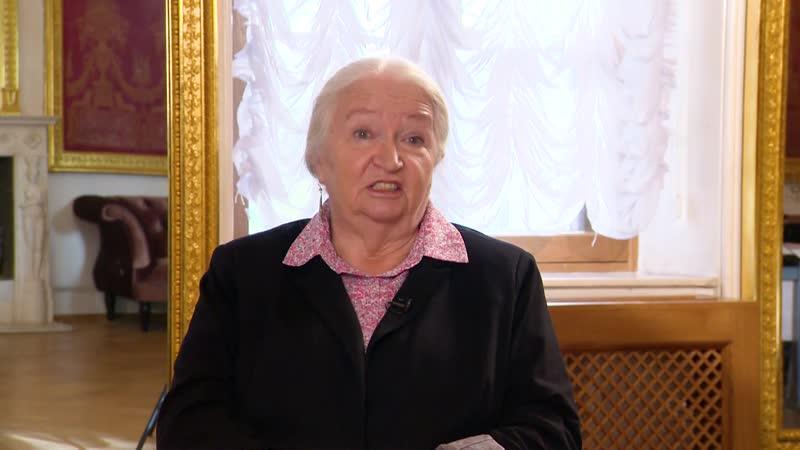 Татьяна Черниговская — олимпиада «Я — профессионал»