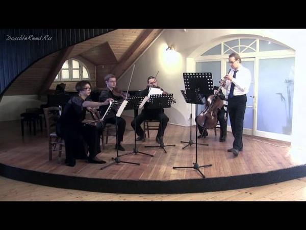 J.S. Bach - Adagio from Easter Oratorio BWV 249, Oboe Concerto BWV 1059 III. Presto