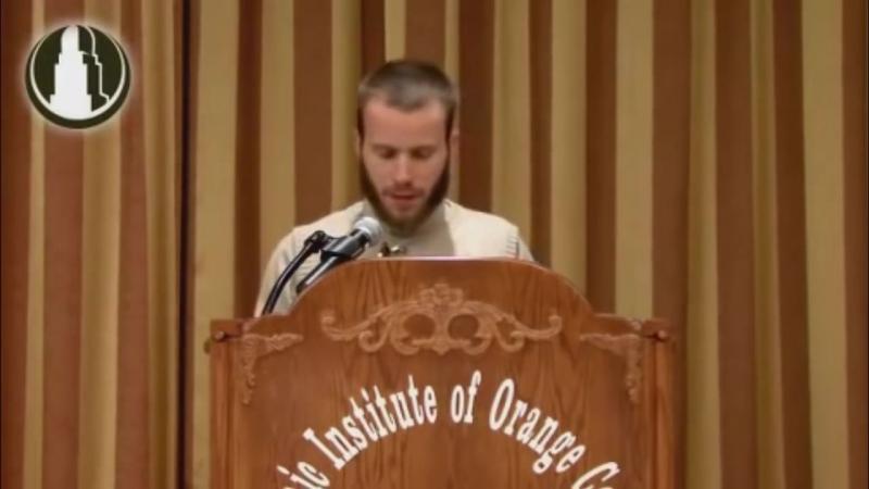 Юша Эванс -- Как Библия привела меня в Ислам.mp4