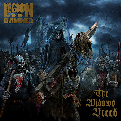 Legion of the Damned альбом The Widow's Breed