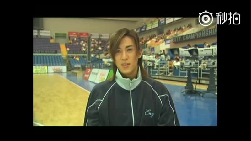 Baron Chen / 陳楚河 - Interview Kung Fu Dunk 2008