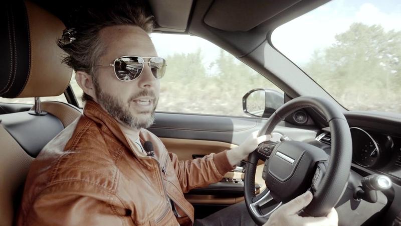 Totalcar TV: Range Rover Evoque Convertible - 9. Évad 8. Rész