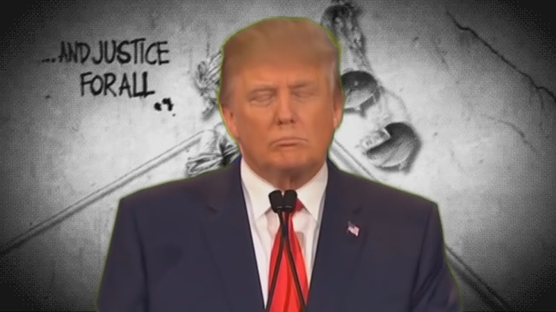 MetalTrump And Justice For All