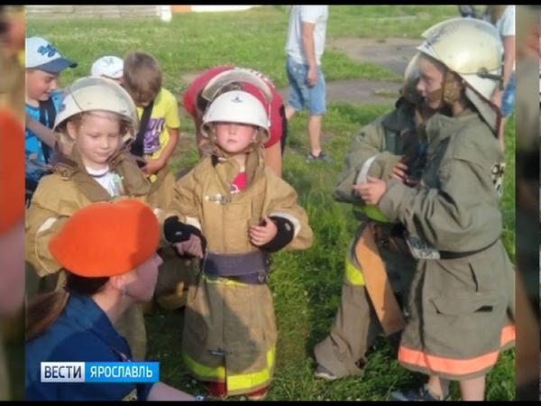 В Рыбинске прошла акция «Мой двор - моя команда»