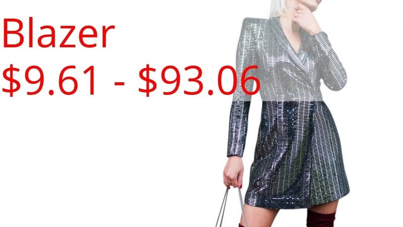 Blazer $9.61 - $93.06