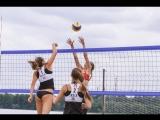 Этап чемпионата России по пляжному волейболу. Запись игр с 1 корта от 10.06.2018