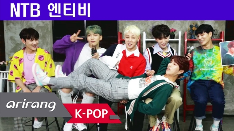 [Pops in Seoul] Don't break! We are NTB! NTB(엔티비) Members' Self-Introduction