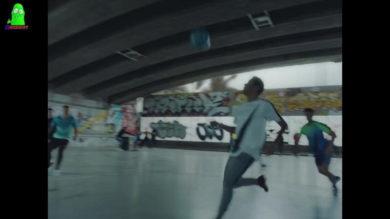 Видео - Nike - Неймар музыкальный клип
