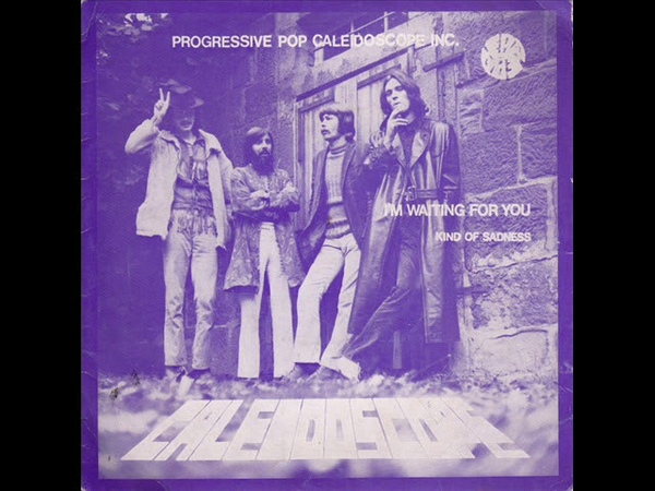 Caleidoscope Inc. – Kind of Sadness ( 1970, Prog Rock, Germany )