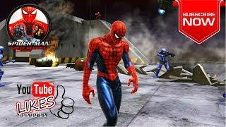 Ликвидируем Симбионтов (Прохождение Spider-Man: Web of Shadows 1)