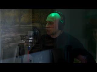 სოსო მიქელაძის ახალი სიმღერის ჩაწერის პროცესი -