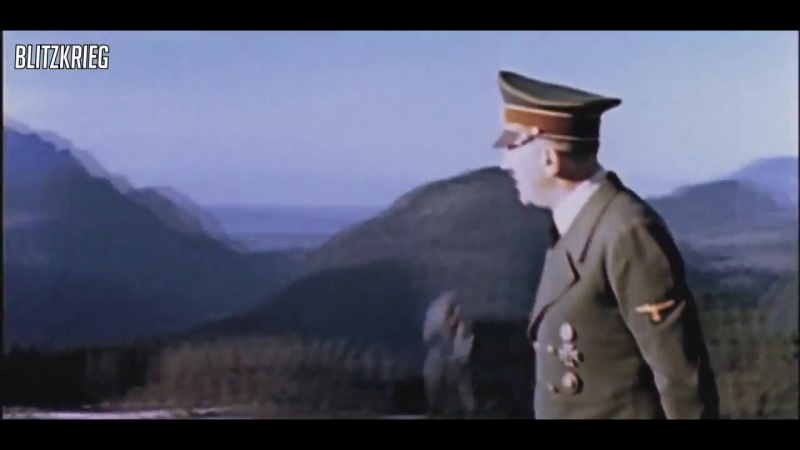 [v-s.mobi]World War II Leaders Adolf Hitler HD Colour