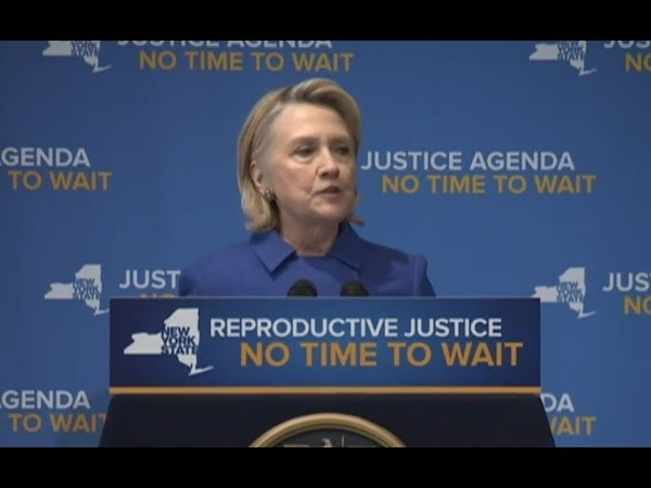 Hillary Clinton Weighs in as Partial Government Shutdown Becomes Longest in History