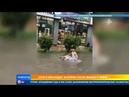 Сочи и Краснодар затопило после мощного ливня