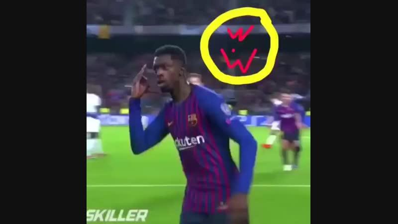 Барселона-Тоттенхем 11 ЛЧ👏👏👏👍👍👍⚽️⚽️⚽️
