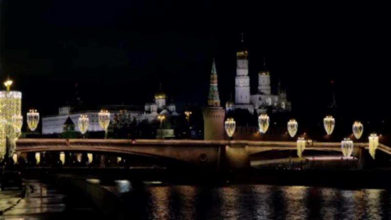 Торжественное обращение президента: Песни молодости нашей из советских кинофильмов.