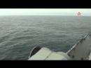 Ударная группа ТОФ уничтожила корабли противника ракетами Москит