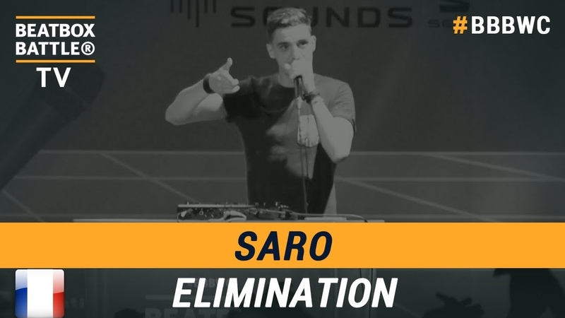 Saro from France - Loop Station Elimination - 5th Beatbox Battle World Championship