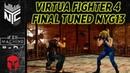 [VF4 Final Tuned] NYG13 Virtua Fighter Stretch Goal