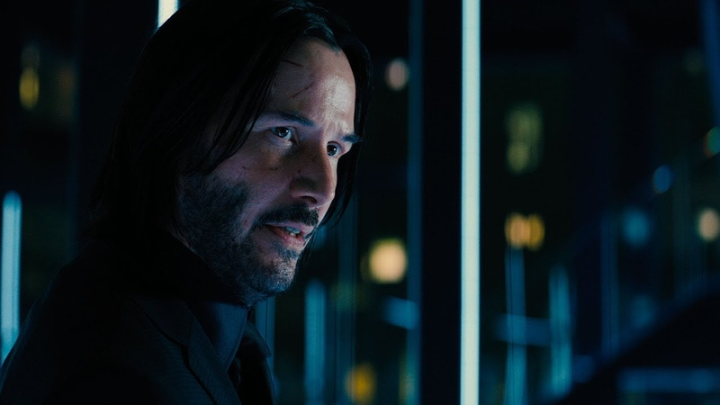 'John Wick 3' Official Trailer 2019 Keanu Reeves Halle Berry Laurence Fishburne