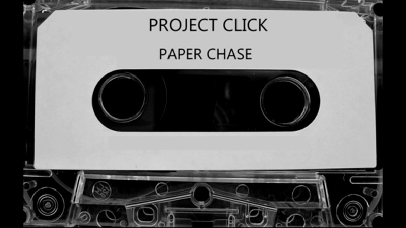 Project Click - Paper Chase [Full Tape]