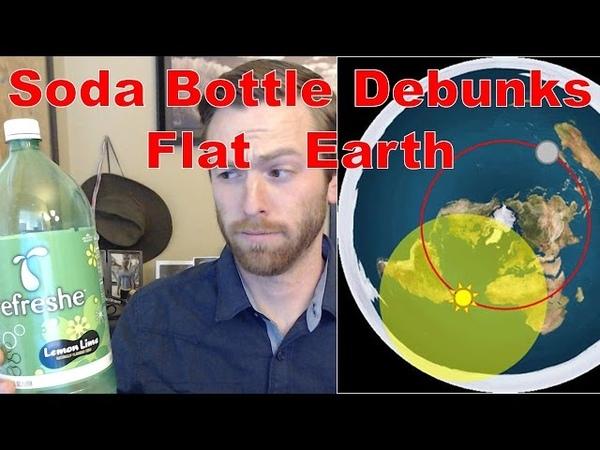 Flat Earth Conspiracy Theory Debunked - Flat Earth Proof 2017 Flat Earth Debate