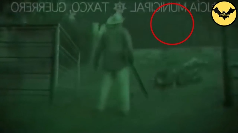 5 Real Monsters Caught On Tape Spotted in real life