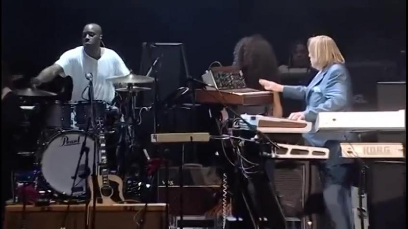Rick Wakeman and Jon Lord on Sunflower Jam 2011