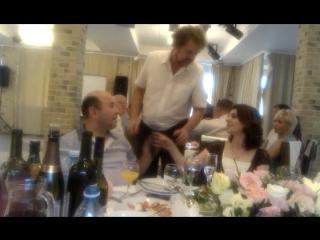 Тост на свадьбе Андрея 12 августа 2018