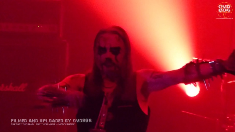Carpathian Forest-Selfmutilation_1000 moons_Carpathian@Eindhoven Metal Meeting 2017-Dec-15