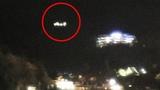 Strange Lights Above Gero Japan Speculation of UFO - 2019
