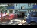 Электрический щиток загорелся в подъезде дома на улице Белинского