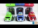 Maskeli oyuncak arabalarla renkleri öğreniyoruz eğlenceli