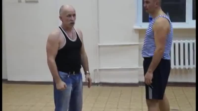 Валерий Крючков О самообороне,о целесообразности,о жизни, честности - YouTube.mp4